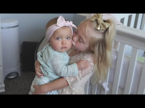 Everleigh Soutas and Ava Foley babysit Taytum and Oakley?! | ForeverandForava