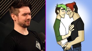 Jacksepticeye On Fan Fiction