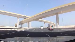 الطريق الدائري السابع - قطر G Ring Road Qatar     -