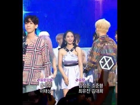 EXO & SNSD YURI (EXOYUL) - Yuri Reaction to EXO Songs Part 2