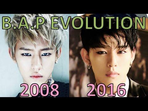 B.A.P EVOLUTION (2011-2016)