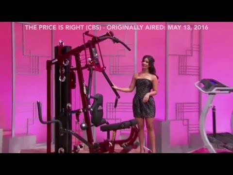 Body-Solid on The Price is Right (May 13, 2016)