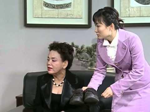 김수미 구두 안신다고 난리