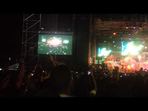 Calle 13 - Digo lo que pienso (en vivo, San Juan, Puerto Rico, 15-dic-2012)