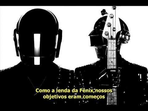 Baixar Daft Punk - Get Lucky (legendado)