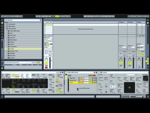 Formant Synthesis in Live with Analog and Corpus