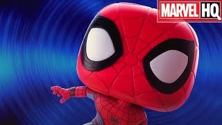 Marvel & Funko | Corto: 'Magent Mayhem' | HD