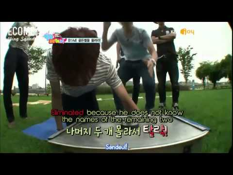 [B1SS] 120802 Hello Baby Season 6 with B1A4 - Episode 2 (2/4)