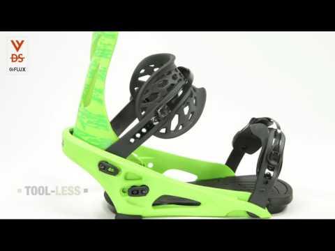 Flux DS Snowboard Bindings 2017