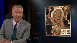 Bill Maher New rules-- Ronald Reagan was the Original Teabagger
