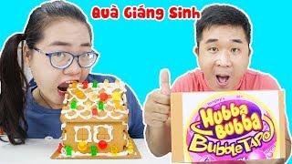 Hubba Bubba & Ngôi Nhà Bánh Kẹo   Quà Giáng Sinh Học Sinh Nghèo Học Sinh Giàu