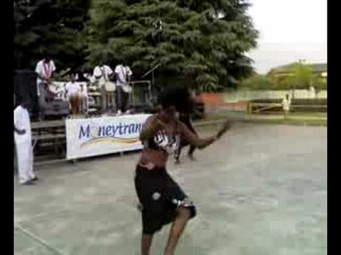 BALLA NAR N'DIAYE & AFRICAN GRIOT - Djembe Dance