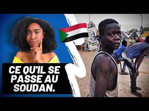MASSACRE AU SOUDAN : JE VOUS EXPLIQUE TOUT. | FLASH INFO #1