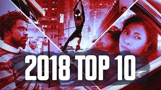 Top 10 Movies of 2018