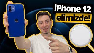 iPhone 12 ve MagSafe kutusundan çıkıyor! İşte yeni efsane!