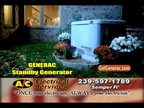 AC Electrical Services - Generator - Naples