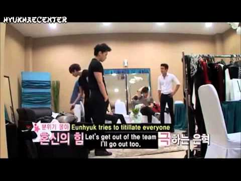 [Vietsub][DVD] All about Super Junior - Camera ẩn Super Junior [HyukHaeCenter]