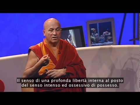 TEDItalia - Matthieu Ricard e l'abitudine alla felicità