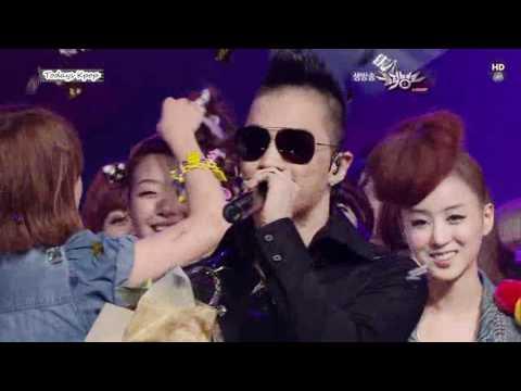Kpop Winner Interview - 100716 Super junior & Taeyang