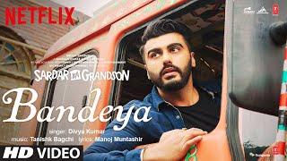 Bandeya Divya Kumar (Sardar Ka Grandson)