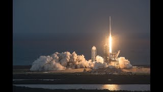 Test Shot Starfish | Music for Space (SpaceX Webcast Music)