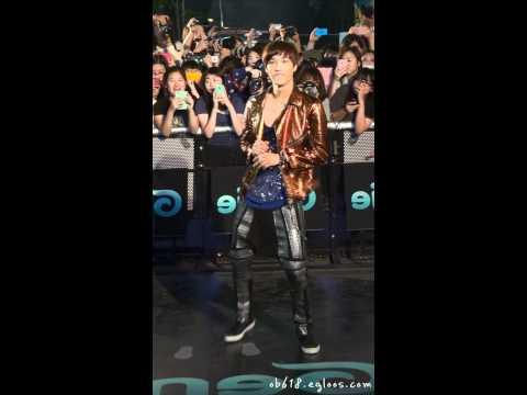 [HD] 120602 Genie AR Show EXO-K Kai - My lady [ob618]