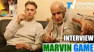"""MARVIN GAME Exklusiv Interview mit MC Bogy """"Highdrated"""" - TV Strassensound"""