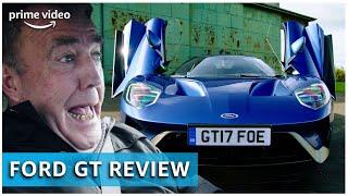 Jeremy Clarkson test de Ford GT   The Grand Tour   Amazon Prime Video NL