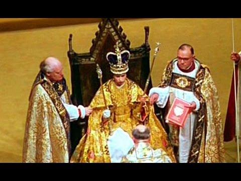 Коронацията на кралица Елизабет II