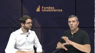 Marcos Silvestre falando sobre finanças pessoais e o papel do FII no planejamento.