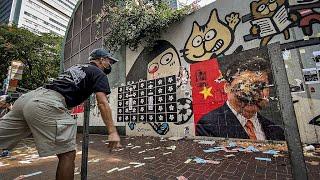 Hồng Kông- Chiến thuật biểu tình mới và 2 điều ĐCSTQ lo sợ đều đã tới - TTVN