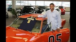 Kibbe and Finnegan 47: My Fave Zip Ties, Jalen Rose had a General Lee, and P stands for Purvis