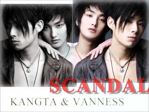 Kangta and Vanness - Faint (Korean Version of 勇气)