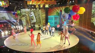 MBC The X Factor - The Five - سهران معاك الليلة - العروض المباشرة ...