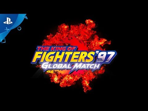 THE KING OF FIGHTERS '97 GLOBAL MATCH Trailer