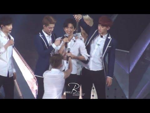 [HD Fancam] 140602 EXO Baekhyun 'Kkaebsong' Funny Moment at The Lost Planet in Hong Kong