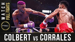 Colbert vs Corrales FULL FIGHT: January 18, 2020 | PBC on FOX
