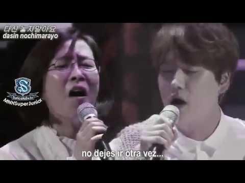 Fate - KyuHyun con Lee SunHee SUB ESPAÑOL+HAN+ROM