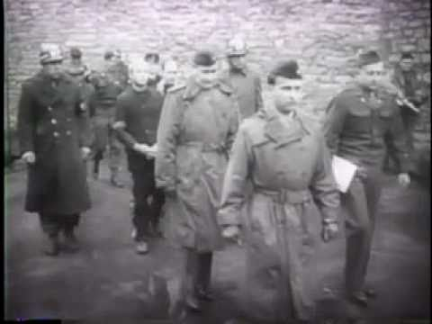 Wwii Nazi Trials And Executions Youtube