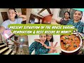Our House Situation during Extreme House Renovation!?|Driving my Car after 2 Months,Sambar Recipe?||