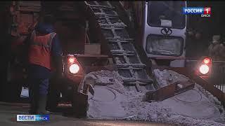 Более 600-сот штрафов выписано предпринимателям за ненадлежащую уборку территории от снега