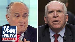 Giuliani: John Brennan should go before a grand jury