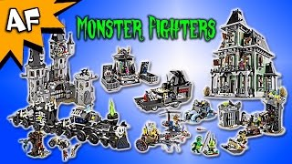 Every Lego MONSTER FIGHTERS Set - Complete Collection!