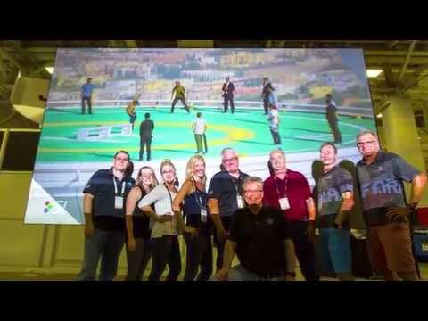 CEDIA 2015 - Screen Innovations - 4k