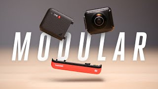 Insta360 One R: GoPro Hero 8 meets the GoPro Max