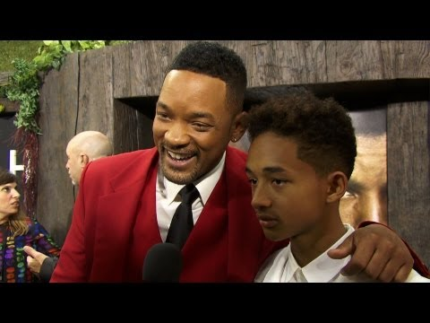 'After Earth' Premiere
