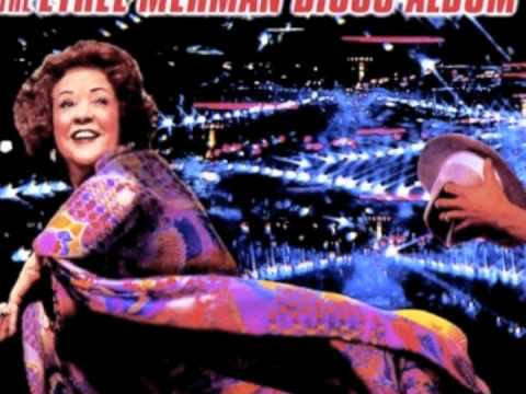 Ethel merman singing no business plan