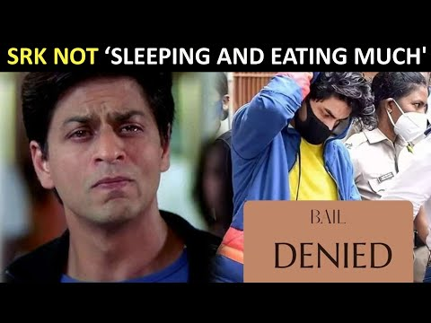 Shah Rukh Khan 'feeling helpless and broken, not sleeping and eating much': Reports