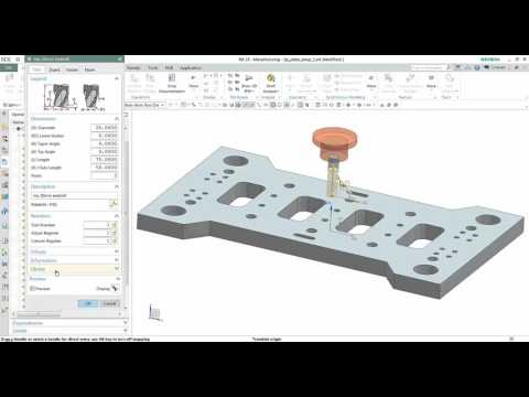 NX CAM - Customization in NX CAM - Ally PLM Lunch Bytes