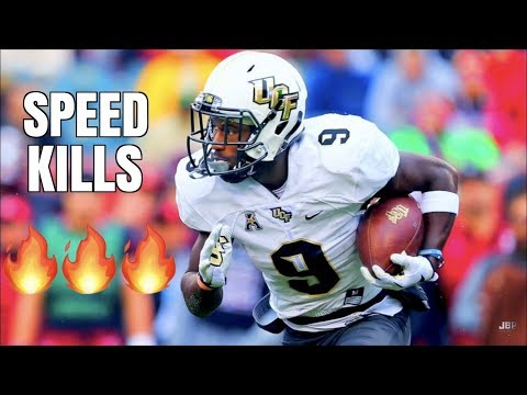 Fastest Player in College Football